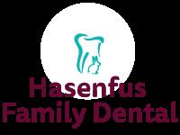 Hasenfus Family Dental Logo